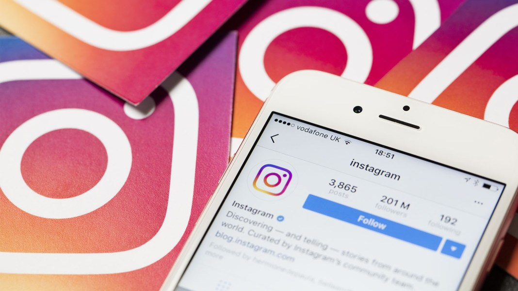 Instagram, Digital