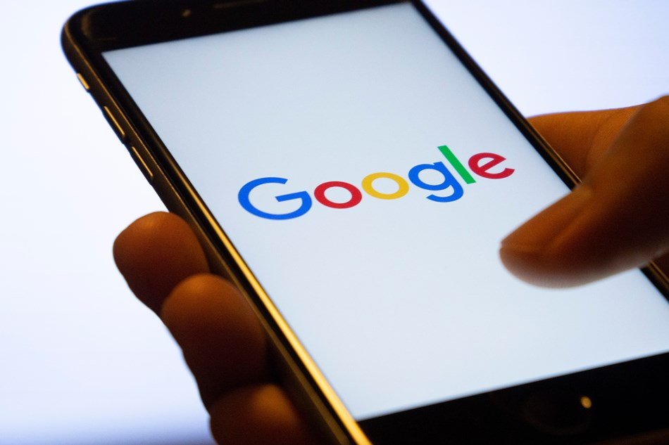 Google, messages