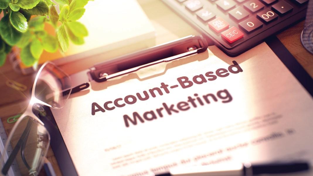 ABM, B2B Marketing