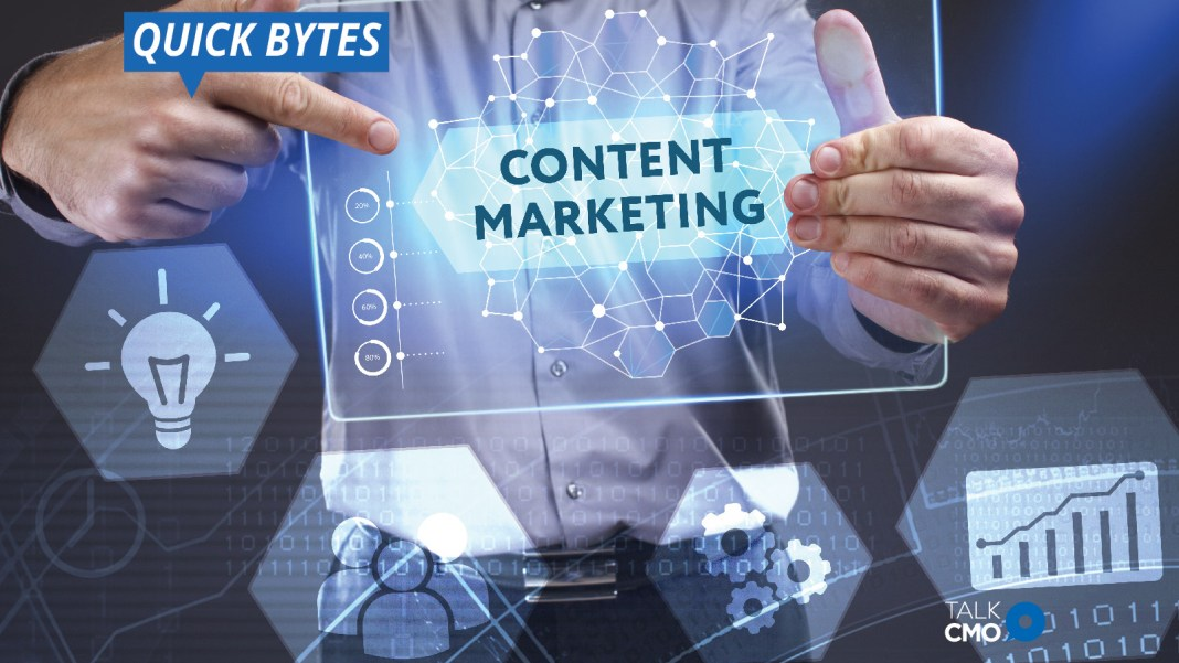Content marketing, SEO, social media, paid search,
