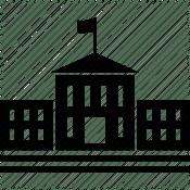 college campus icon