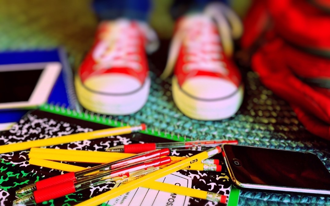 Back to School: Two Actions Your Child Should Be Taking At the Beginning of This Year