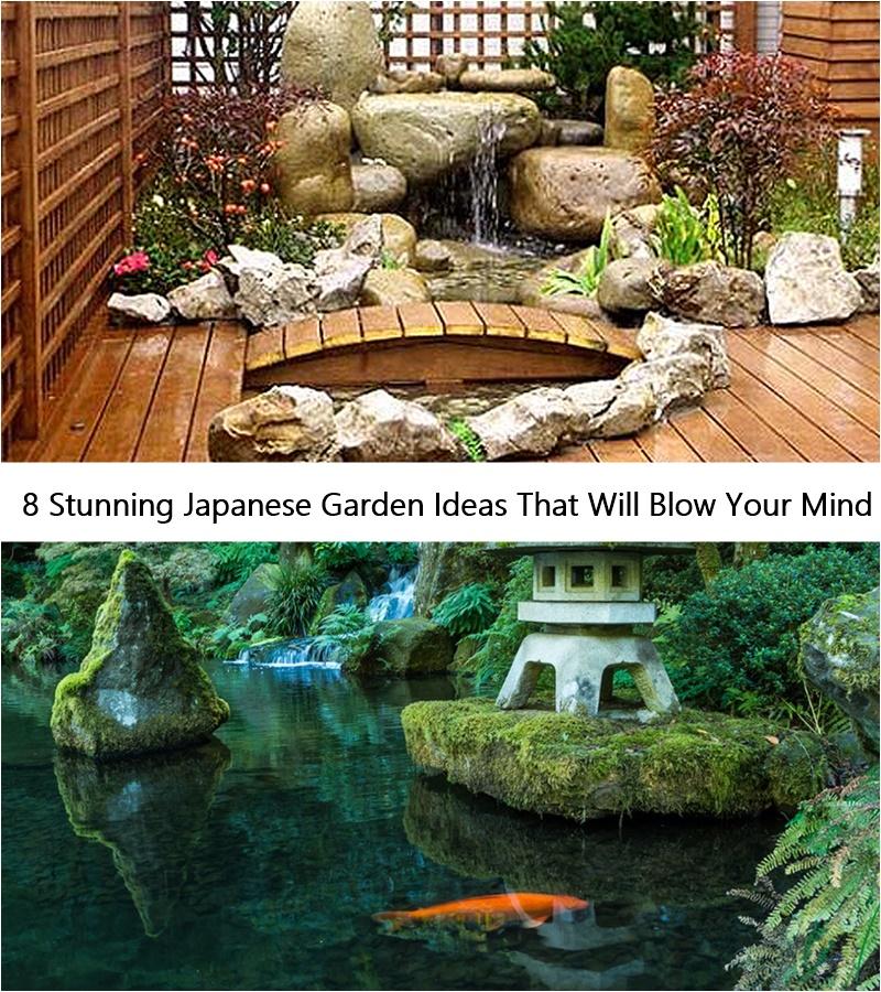 8 Stunning Japanese Garden Ideas That Will Blow Your Mind