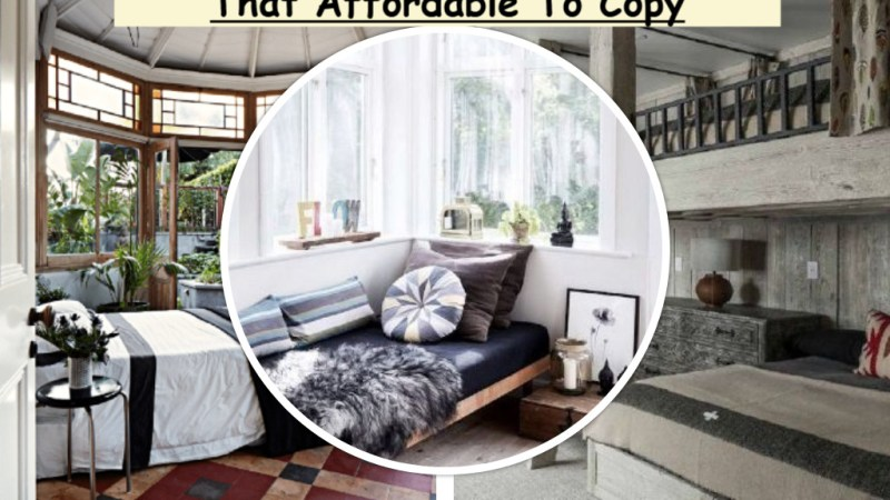 9 Attractive Guest Bedroom Ideas That Affordable To Copy