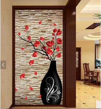 Artistic 3D Wall Sticker