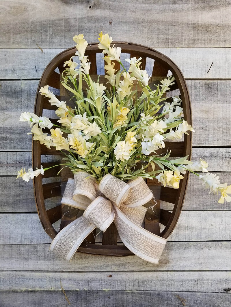 Charming Mounted Bouquet