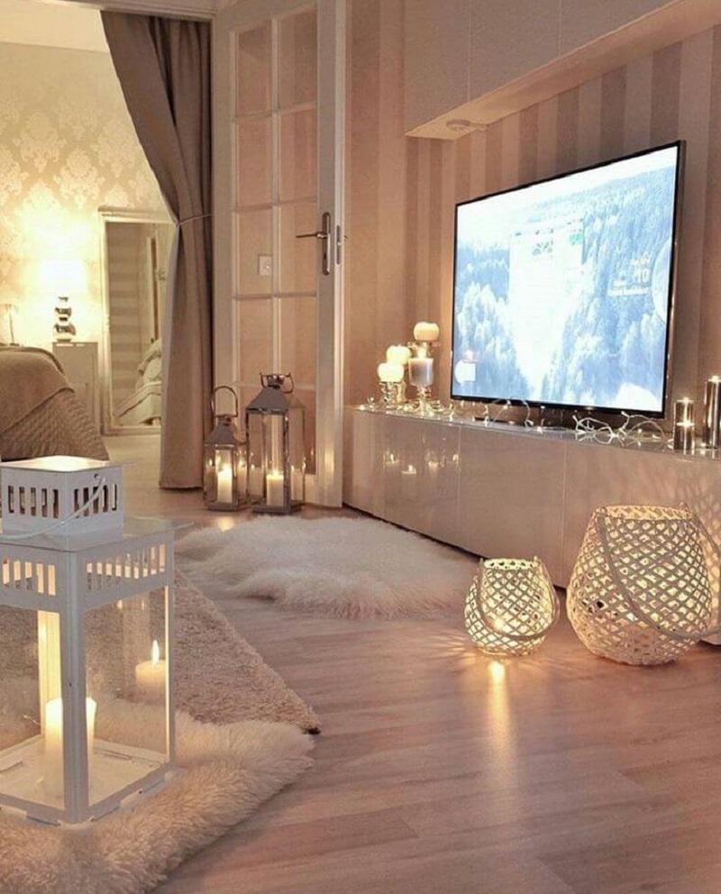 Living Room Lantern
