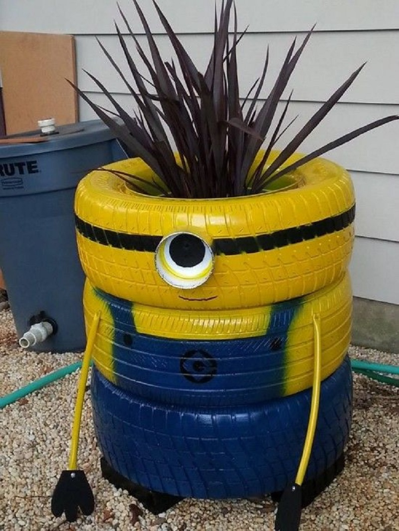 One Eye Planter