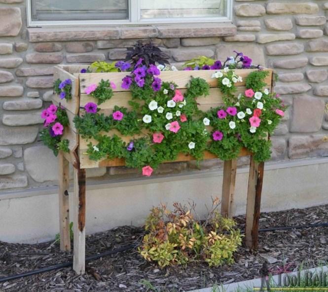 Beautiful Planter Box