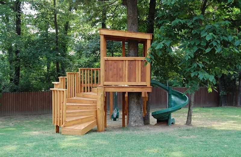 Fun Treehouse