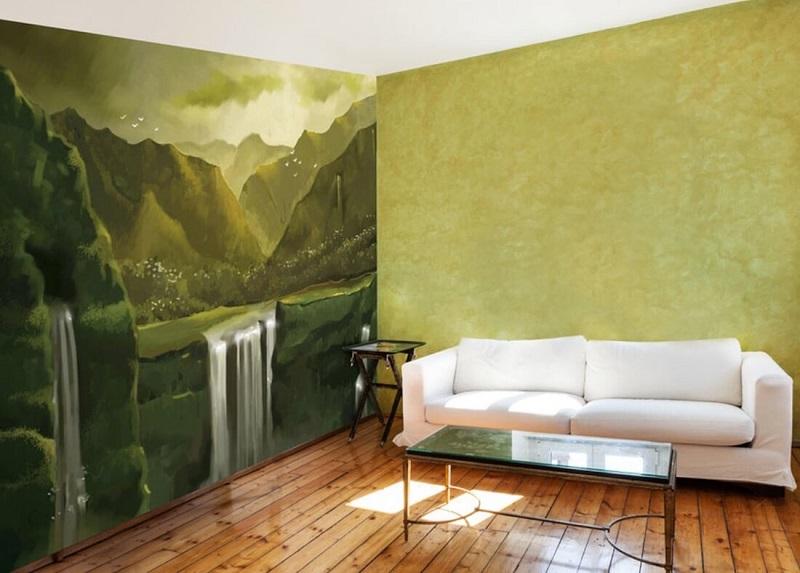 Natural Mural