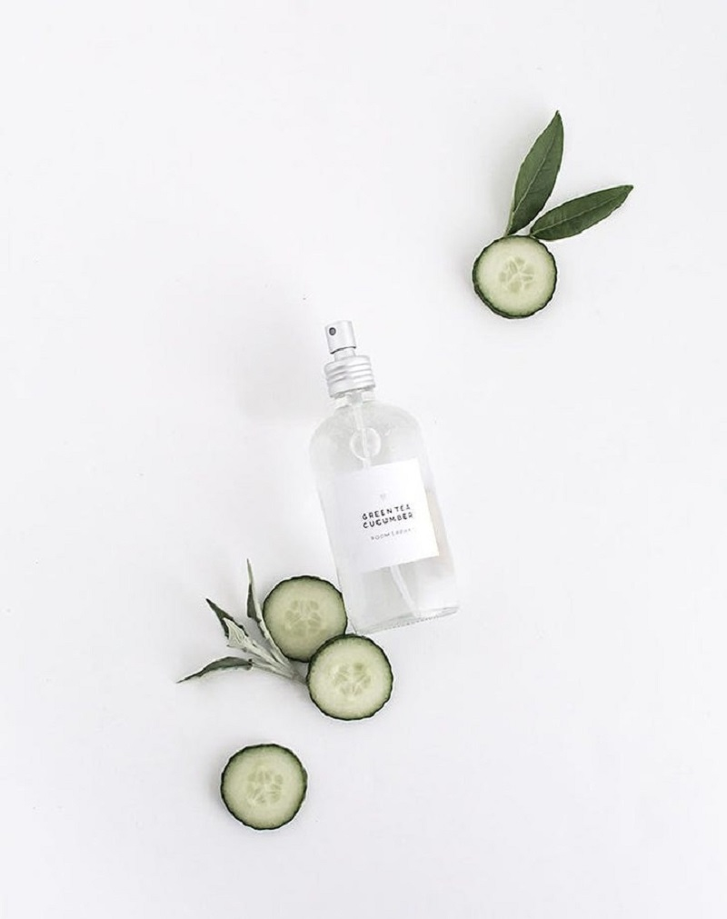 GREEN TEA CUCUMBER ROOM SPRAY