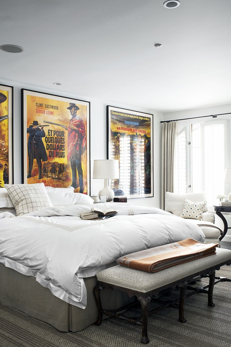 Hang Some Vintage Posters