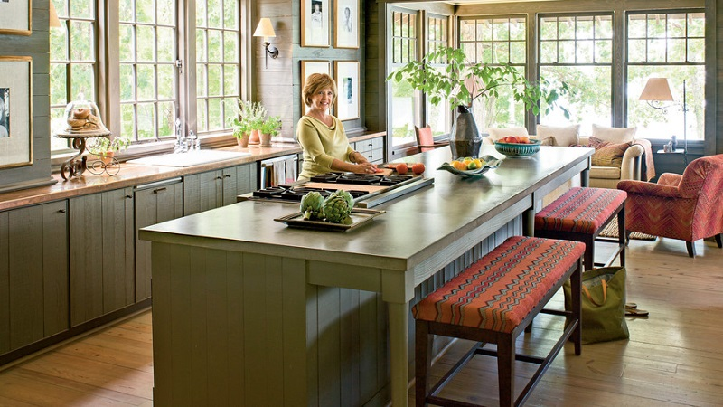 Southern Living Berard Home