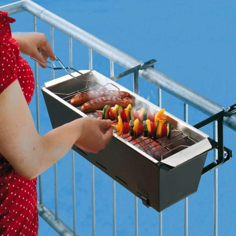 BBQ Bruce Handrail Grill