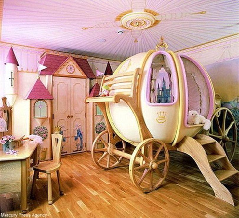 Cinderela's Bedroom