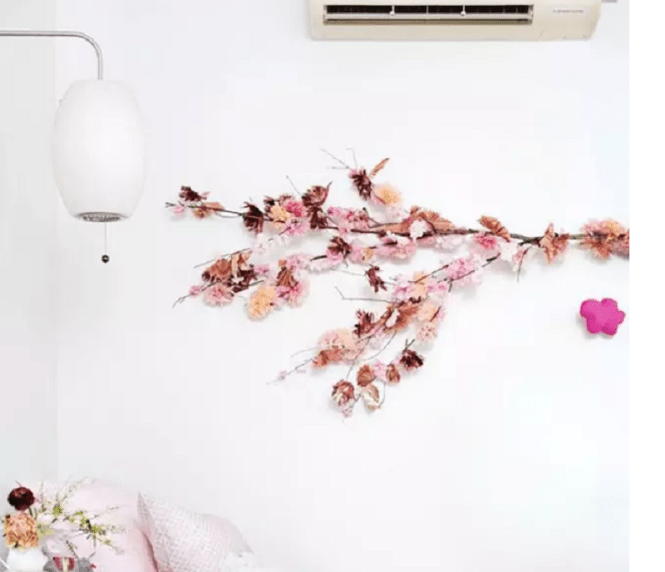 Dried Flower For Wall Decor