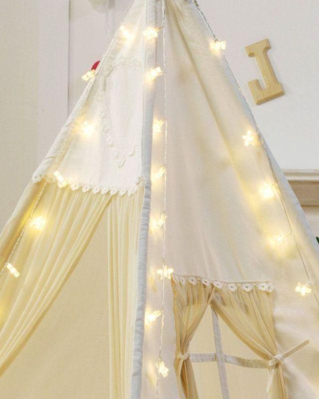 Fairy Lights Teepee