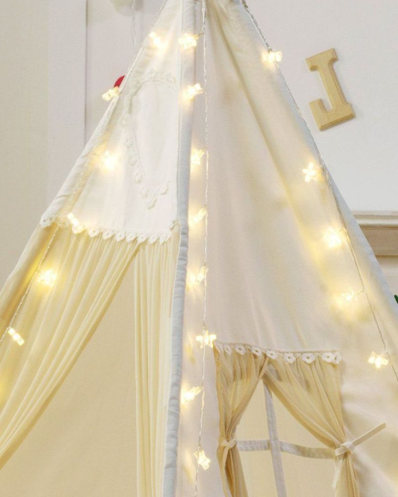 Fairy Lights Teepee