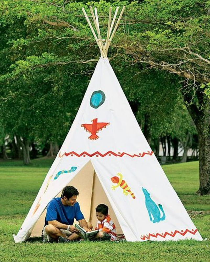 Family Sized Teepee