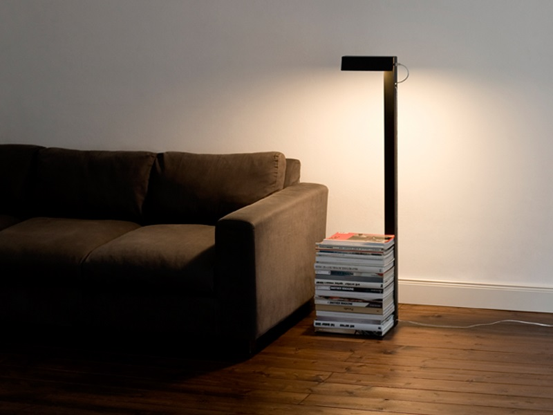 Left Or Right Big Floor Lamp