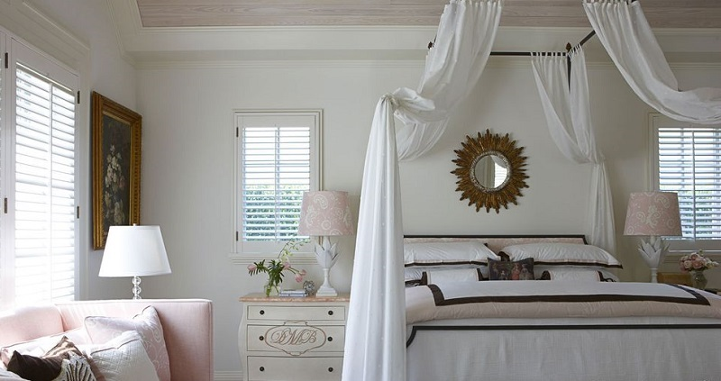 Very Feminine Bedroom