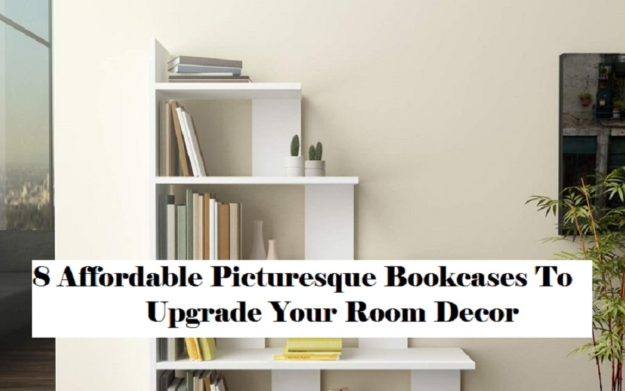 8 Affordable Picturesque Bookcases To Upgrade Your Room Decor