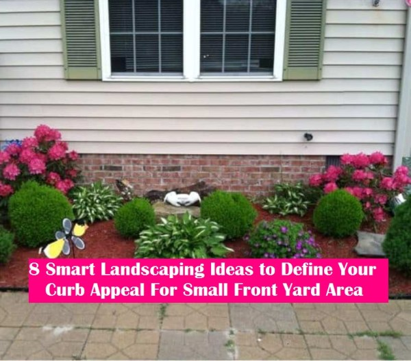 8 smart landscaping ideas define