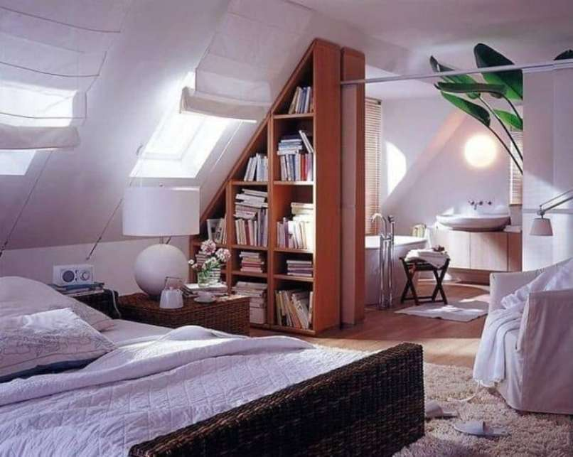 Bedroom With Reading Nook