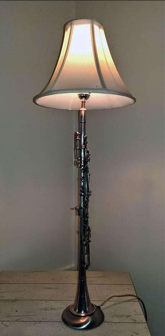Clarinet For Lamp