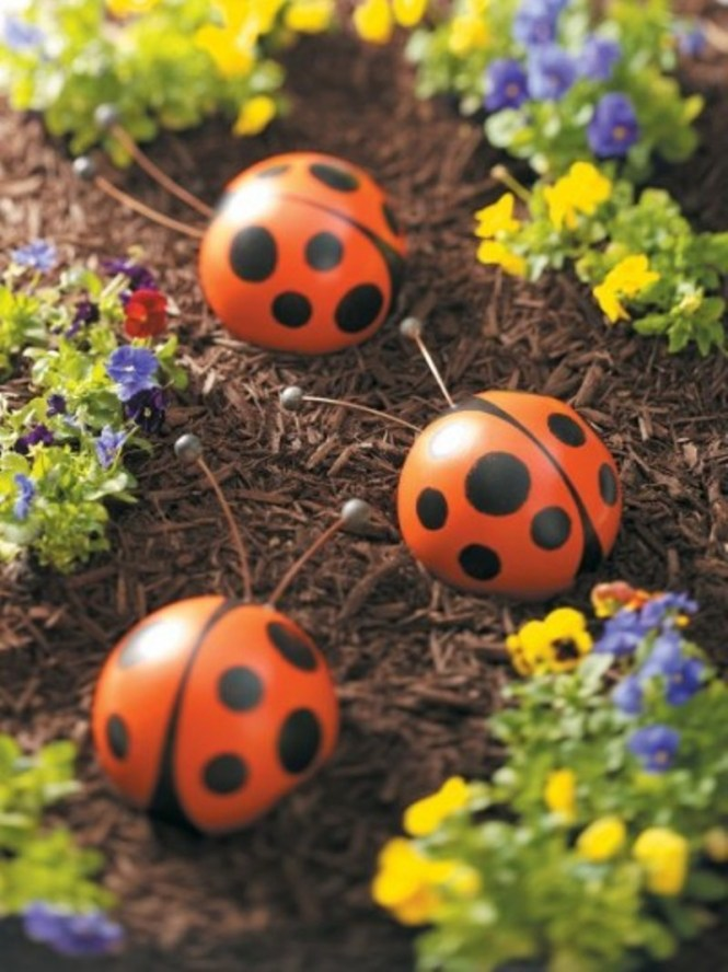 Cute Ladybugs