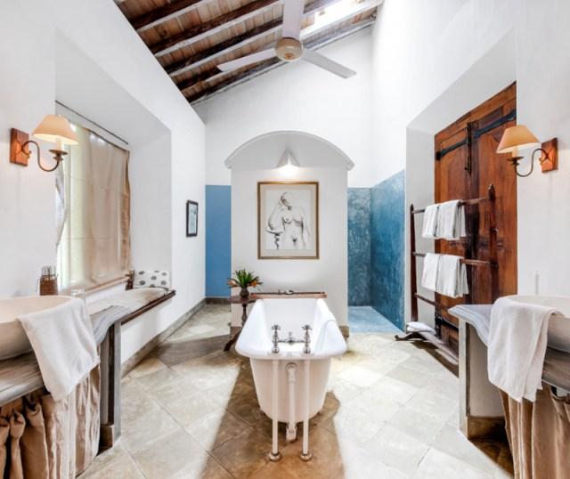 Dutch Inspired Bathroom