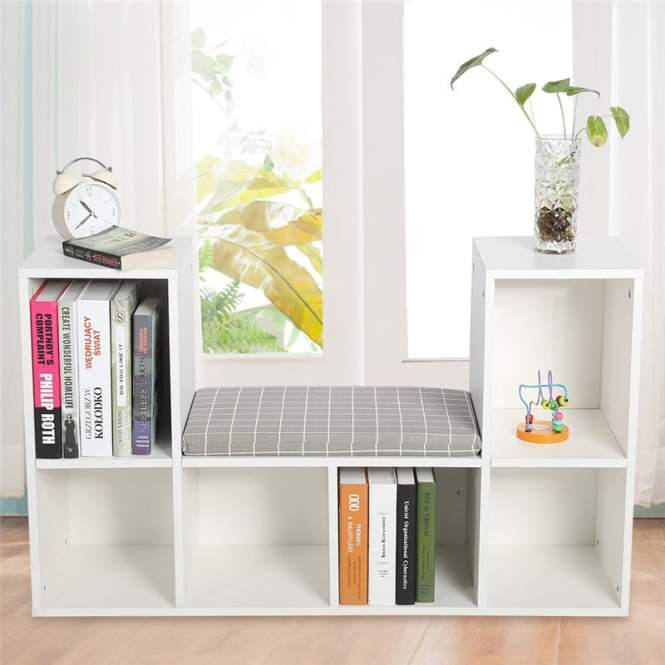 Storage Shelf Bookcase