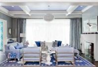 House Hamptons Living Room