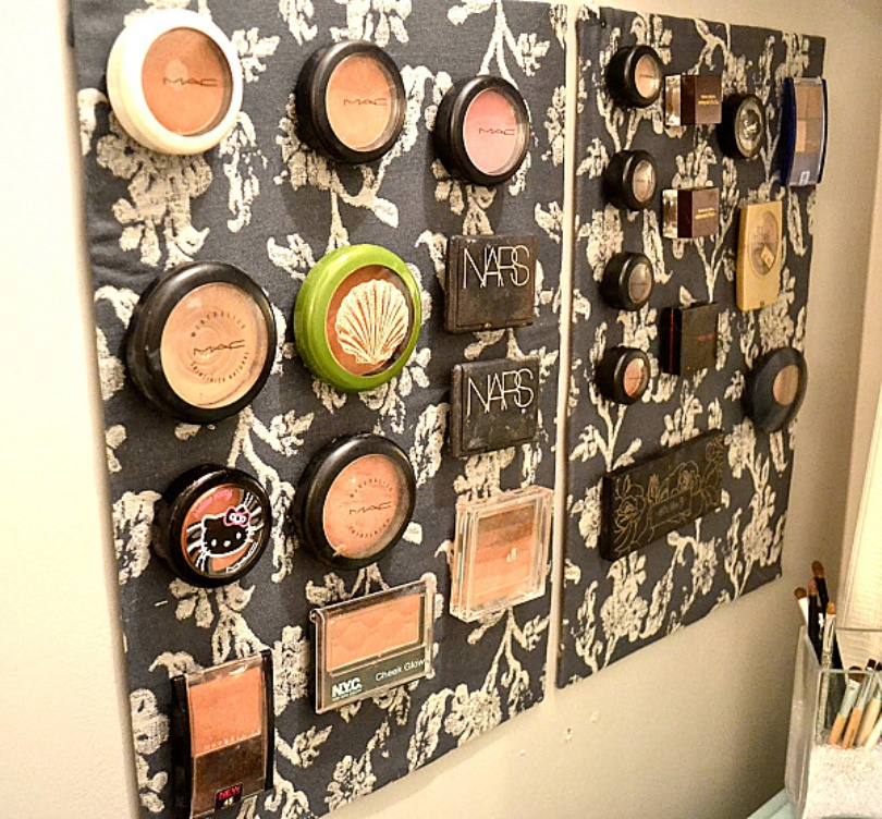 Makeup Wall Storage