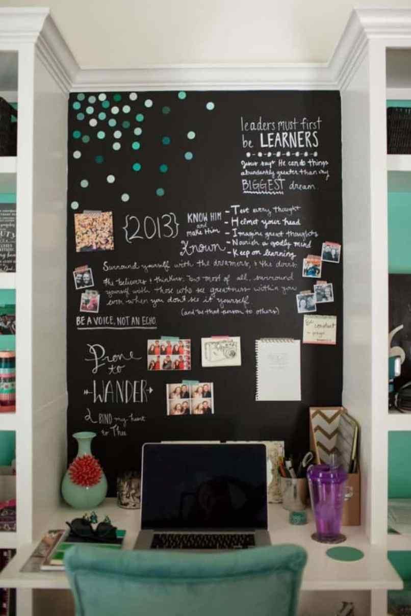 Memories On The Chalkboard