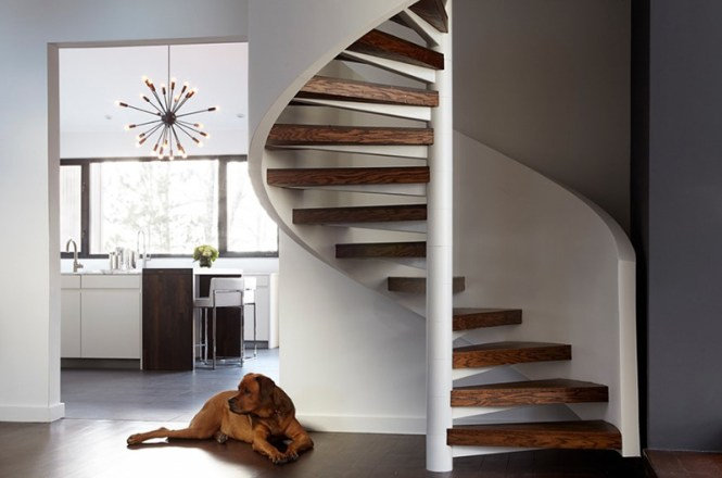 Spiral Staircase For Small House