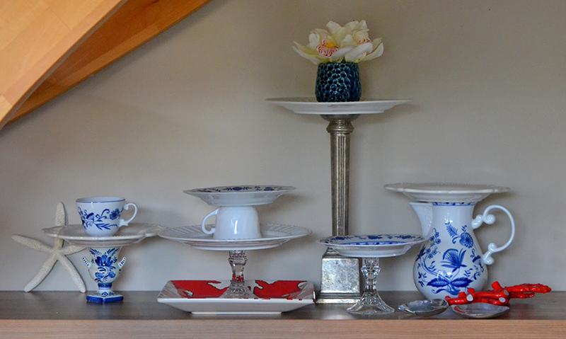 Teacup Pedestals