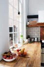 The Basic Wooden Countertop