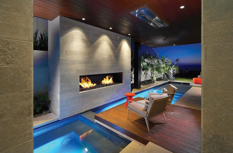 Relaxing Indoor Pool