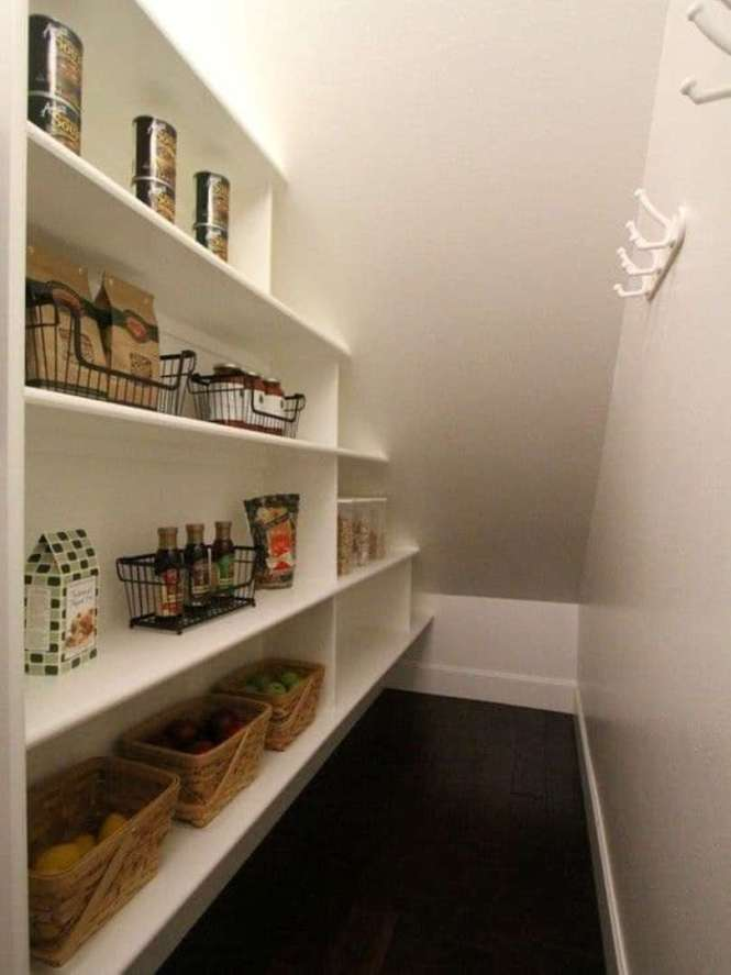 Storage For The Fresh Produce