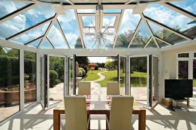Conservatory Sunroom