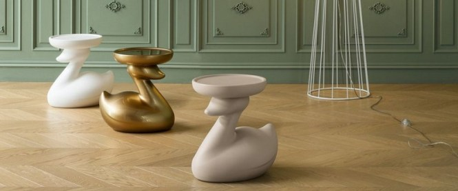 Duck Side Table