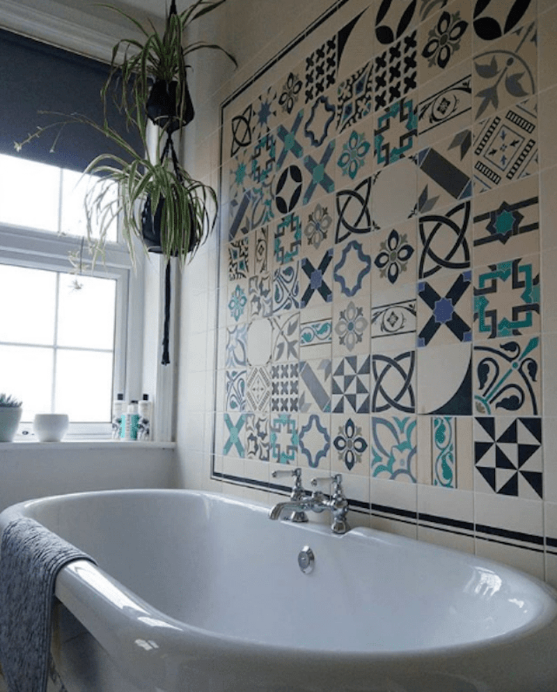 Experiment With Tiles
