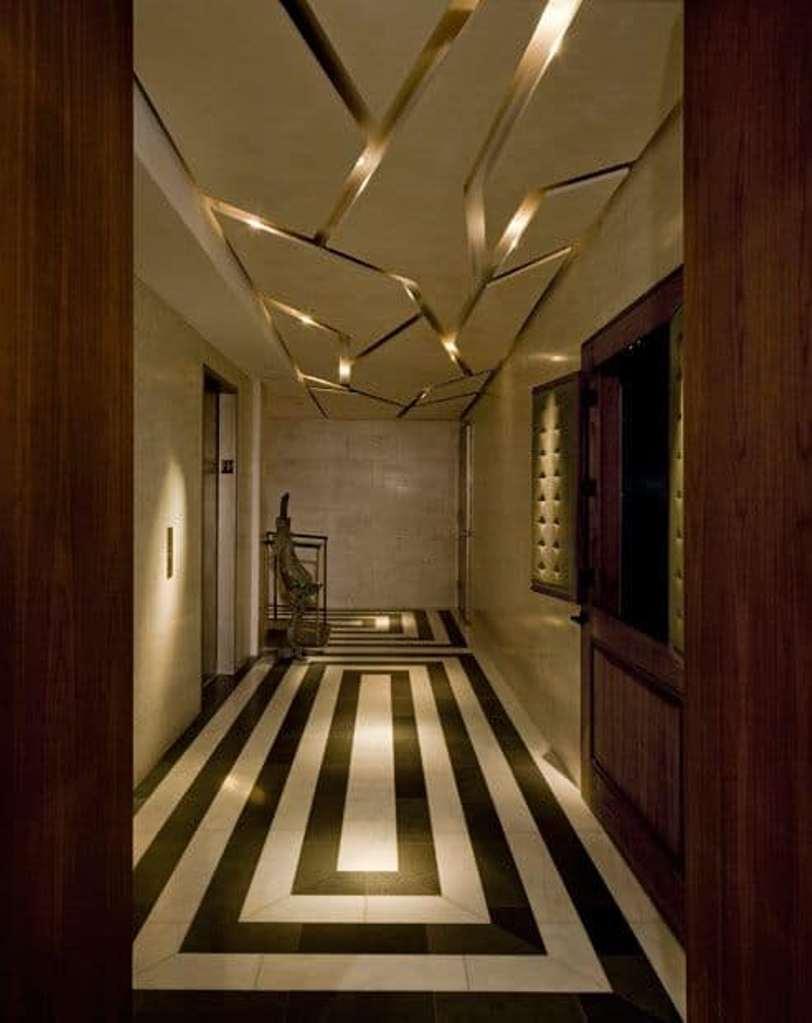 Sculptural Organicity Ceiling