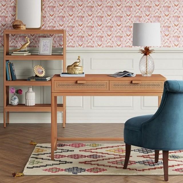 Wonderful Cane Desk