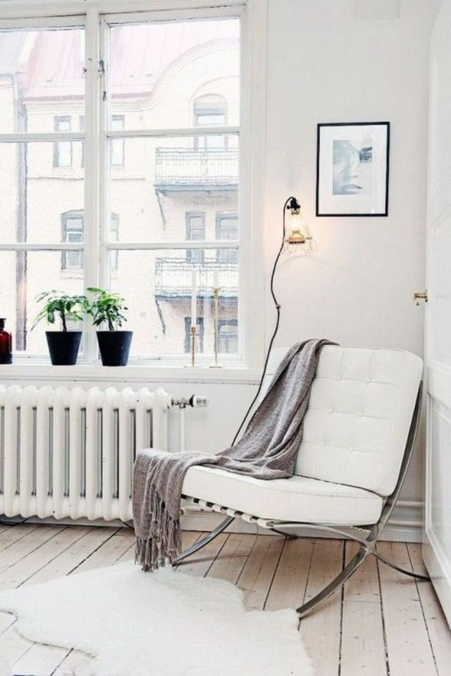 Comfortable Contemporary Chair
