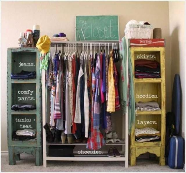 Unique Closets