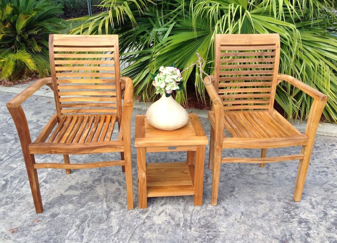 56 Luxurious Yet Sturdy Teak Wood Furniture for Your Timeless Home Decoration