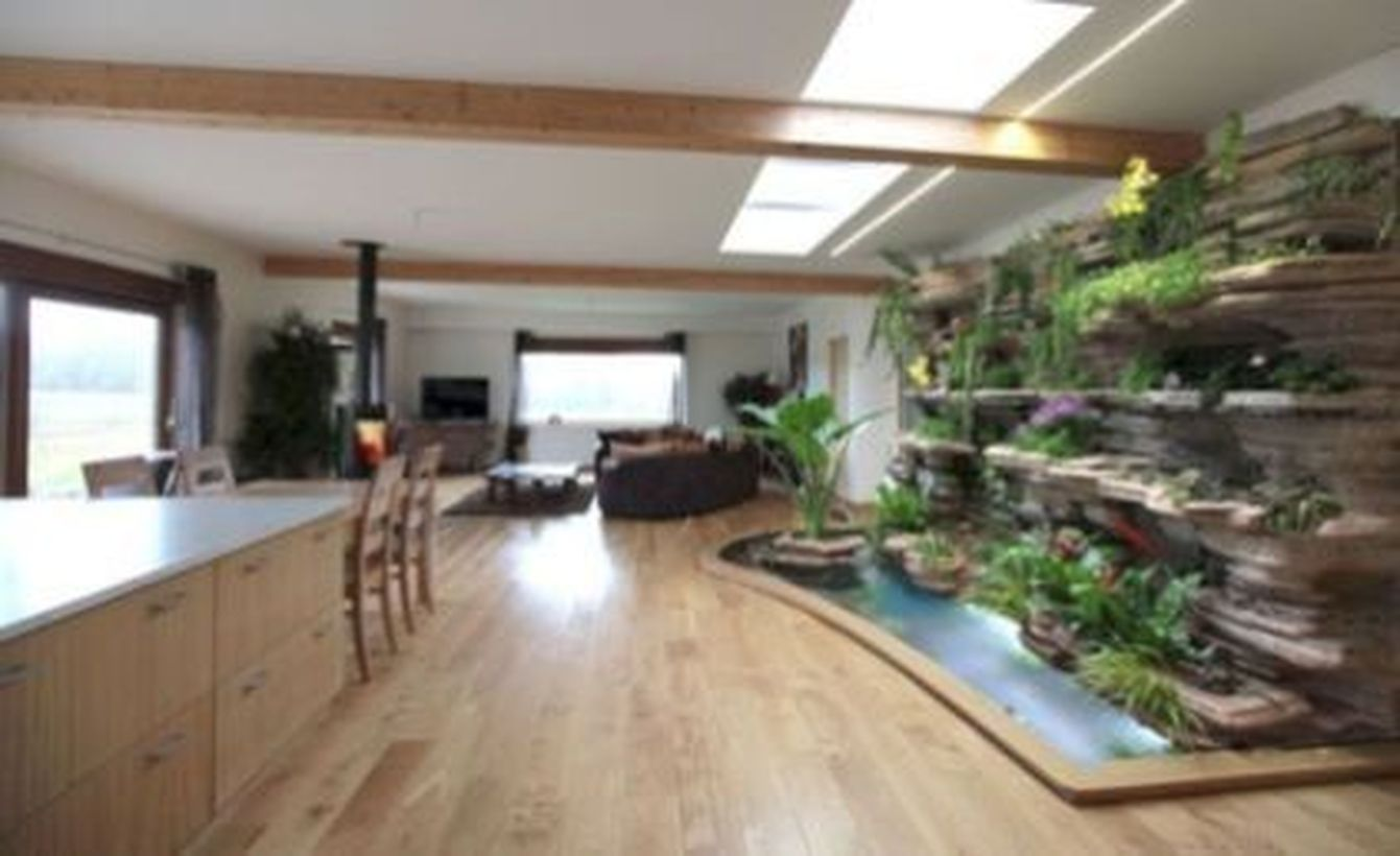 51 Worthy Indoor Fish Pond Ideas to Add Some Nature Impression into Your Home